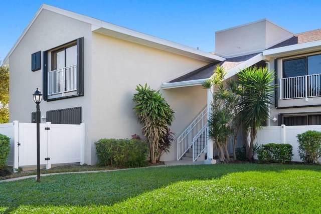 3207 S Lakeview Circle #6201, Hutchinson Island, FL 34949 (#RX-10596527) :: Ryan Jennings Group