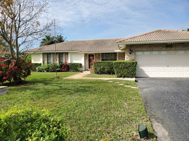 882 NW 84th Drive, Coral Springs, FL 33071 (#RX-10596530) :: Ryan Jennings Group