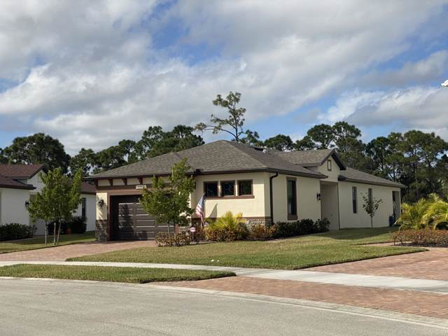197 SE Via Visconti, Port Saint Lucie, FL 34952 (#RX-10596544) :: Ryan Jennings Group
