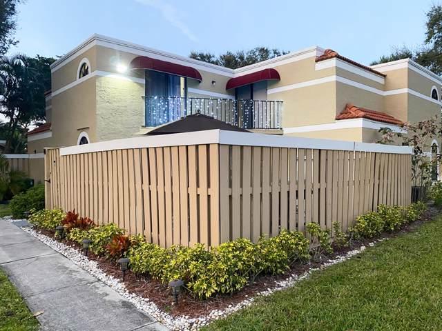 4310 Village Drive D, Delray Beach, FL 33445 (#RX-10596565) :: Ryan Jennings Group