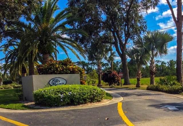19 Lake Vista Trail #101, Fort Pierce, FL 34950 (#RX-10596567) :: Ryan Jennings Group