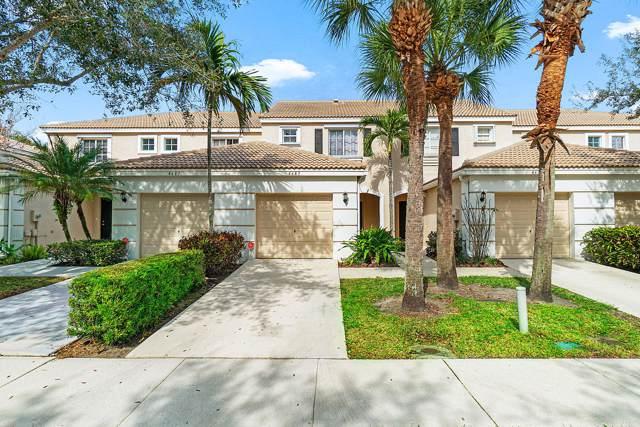4683 Palmbrooke Circle, West Palm Beach, FL 33417 (#RX-10596617) :: Ryan Jennings Group