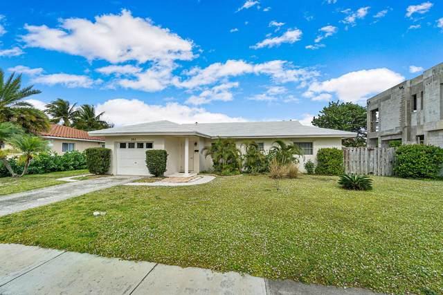 365 NE 2nd Street, Boca Raton, FL 33432 (#RX-10596618) :: Ryan Jennings Group