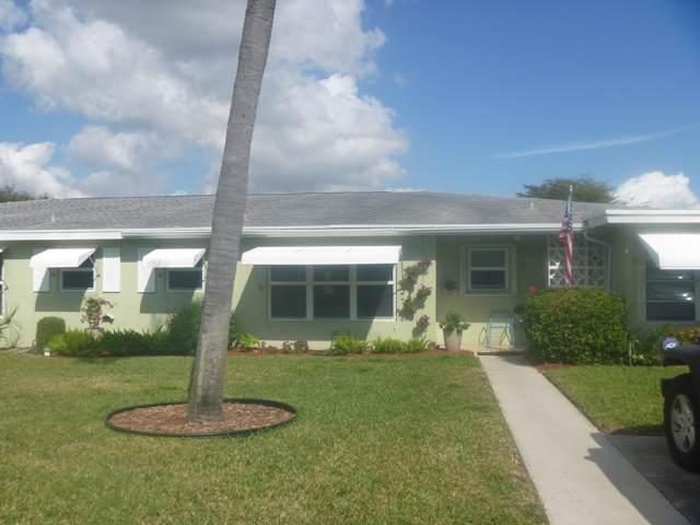 235 S High Point Court C, Boynton Beach, FL 33435 (#RX-10596637) :: Ryan Jennings Group