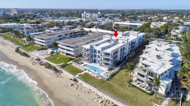 1200 Hillsboro Mile #1204, Hillsboro Beach, FL 33062 (#RX-10596675) :: Ryan Jennings Group
