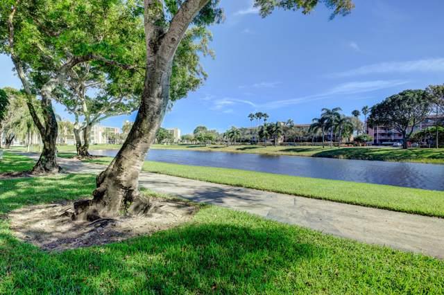 7300 Amberly Lane #108, Delray Beach, FL 33446 (#RX-10596696) :: Ryan Jennings Group
