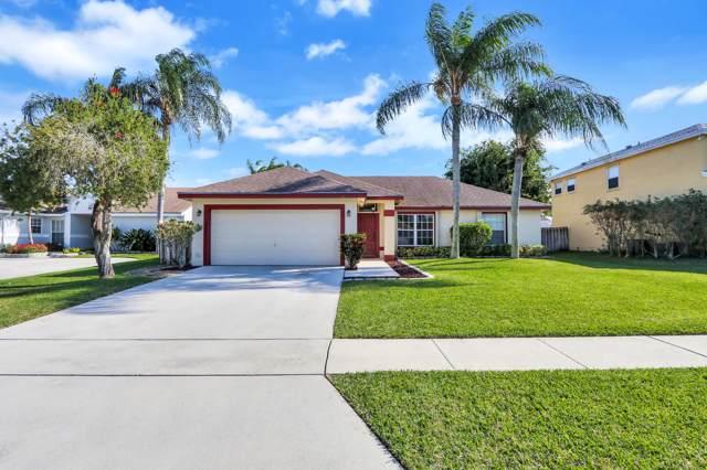 9005 Paragon Way, Boynton Beach, FL 33472 (#RX-10596780) :: Ryan Jennings Group