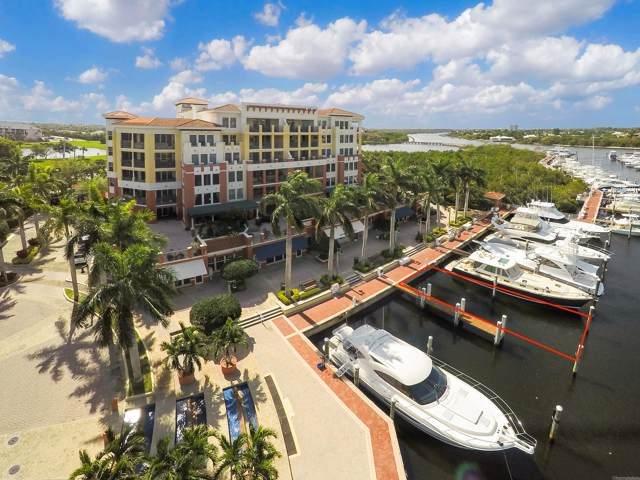 348 S Us Highway 1 Slip 45, Jupiter, FL 33477 (MLS #RX-10596815) :: Castelli Real Estate Services