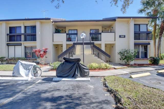 1969 SW 15th Street #102, Deerfield Beach, FL 33442 (#RX-10596840) :: Ryan Jennings Group