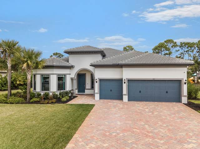 580 SW Sea Green Street, Palm City, FL 34990 (#RX-10596849) :: Ryan Jennings Group