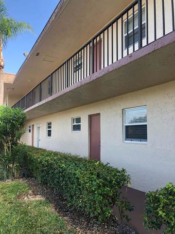 770 Lori Drive #251, Palm Springs, FL 33461 (#RX-10596888) :: Ryan Jennings Group