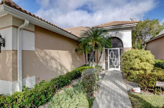 6931 Cairnwell Drive, Boynton Beach, FL 33472 (#RX-10596909) :: Ryan Jennings Group