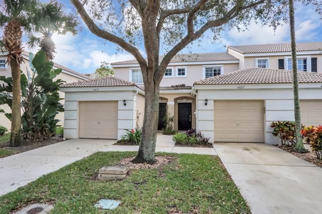 4827 Palmbrooke Circle, West Palm Beach, FL 33417 (#RX-10596920) :: Ryan Jennings Group