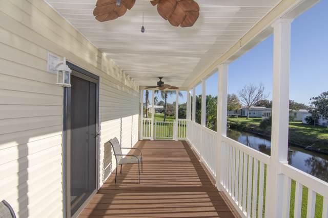 1117 Barefoot Circle, Barefoot Bay, FL 32976 (MLS #RX-10596937) :: Berkshire Hathaway HomeServices EWM Realty