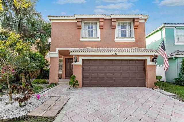 1433 Briar Oak Drive, Royal Palm Beach, FL 33411 (#RX-10596980) :: Ryan Jennings Group
