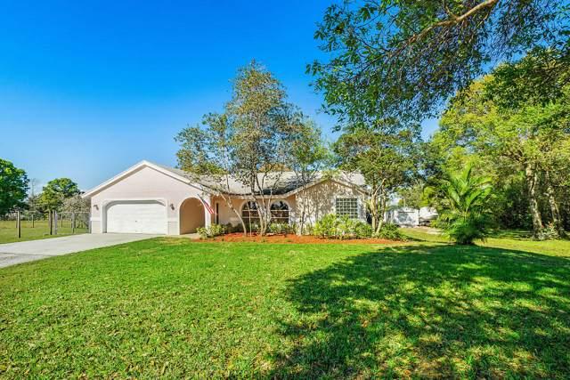 18727 Orange Grove Boulevard, Loxahatchee, FL 33470 (#RX-10596990) :: Ryan Jennings Group