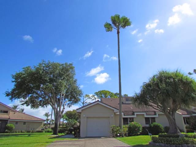 6827 Fountains Circle #6827, Lake Worth, FL 33467 (#RX-10597032) :: Ryan Jennings Group