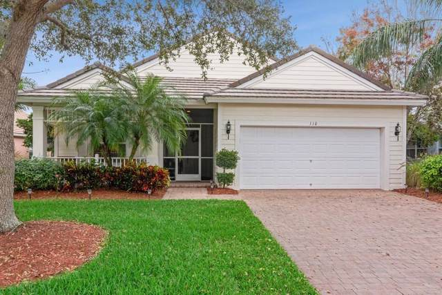 110 NW Willow Grove Avenue, Port Saint Lucie, FL 34986 (#RX-10597047) :: Ryan Jennings Group