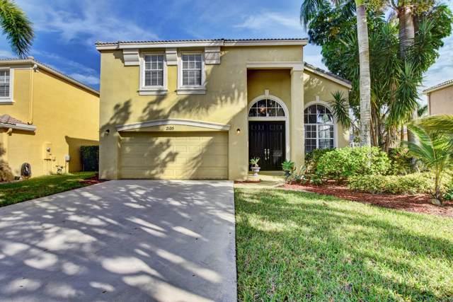 2105 Reston Circle, Royal Palm Beach, FL 33411 (#RX-10597056) :: Ryan Jennings Group