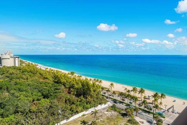 701 N Fort Lauderdale Beach #1404, Fort Lauderdale, FL 33304 (#RX-10597069) :: The Reynolds Team/ONE Sotheby's International Realty