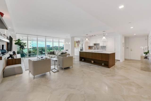 550 SE Mizner Boulevard B602, Boca Raton, FL 33432 (MLS #RX-10597076) :: Berkshire Hathaway HomeServices EWM Realty