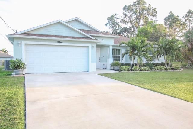 662 SE Evergreen Terrace, Port Saint Lucie, FL 34983 (MLS #RX-10597083) :: The Paiz Group