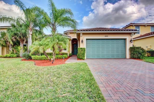 2810 Bellarosa Circle, Royal Palm Beach, FL 33411 (#RX-10597128) :: Ryan Jennings Group
