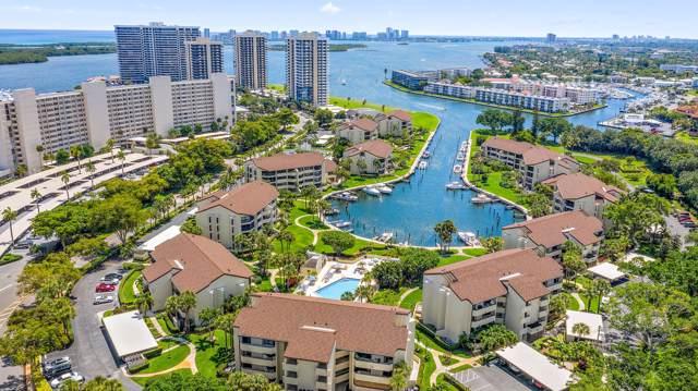 1133 Marine Way E I-4R, North Palm Beach, FL 33408 (#RX-10597142) :: Ryan Jennings Group