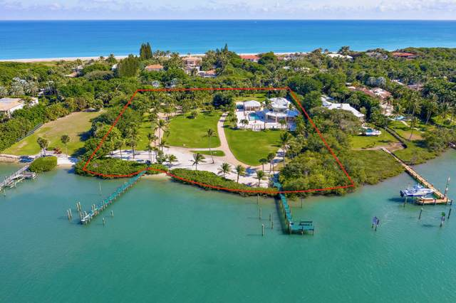 510/512 S Beach Road, Hobe Sound, FL 33455 (#RX-10597146) :: Realty One Group ENGAGE