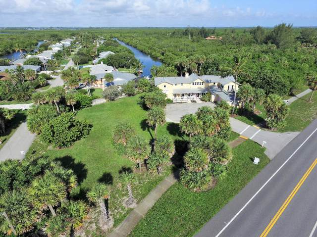 3601 N Highway A1a, Hutchinson Island, FL 34949 (MLS #RX-10597150) :: The Paiz Group