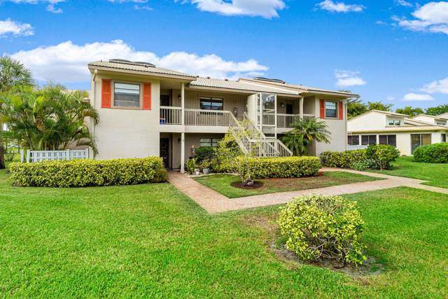 47 Eastgate Drive B, Boynton Beach, FL 33436 (#RX-10597174) :: Ryan Jennings Group