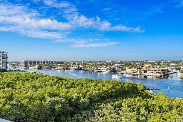 3720 S Ocean Boulevard #603, Highland Beach, FL 33487 (#RX-10597193) :: Posh Properties