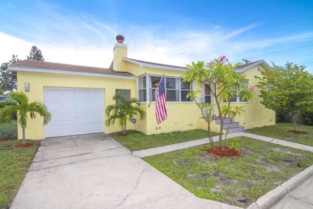 416 11th Avenue N, Lake Worth Beach, FL 33460 (#RX-10597246) :: Ryan Jennings Group