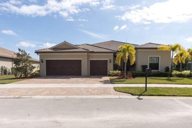 4681 SW Gossamer Circle, Palm City, FL 34990 (#RX-10597250) :: Ryan Jennings Group