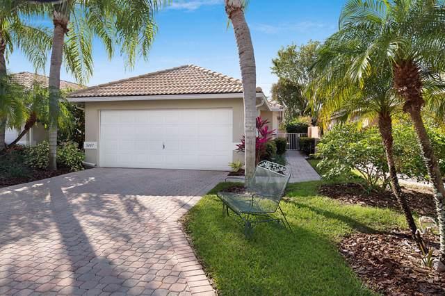 5267 Grande Palm Circle Circle, Delray Beach, FL 33484 (#RX-10597254) :: Ryan Jennings Group