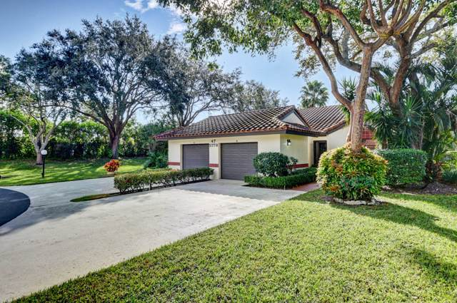 5778 Story Book Lane B, Boynton Beach, FL 33437 (#RX-10597260) :: Ryan Jennings Group