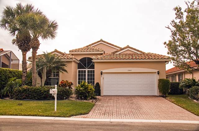 11843 Haddon Park Parkway, Boynton Beach, FL 33437 (#RX-10597262) :: Ryan Jennings Group