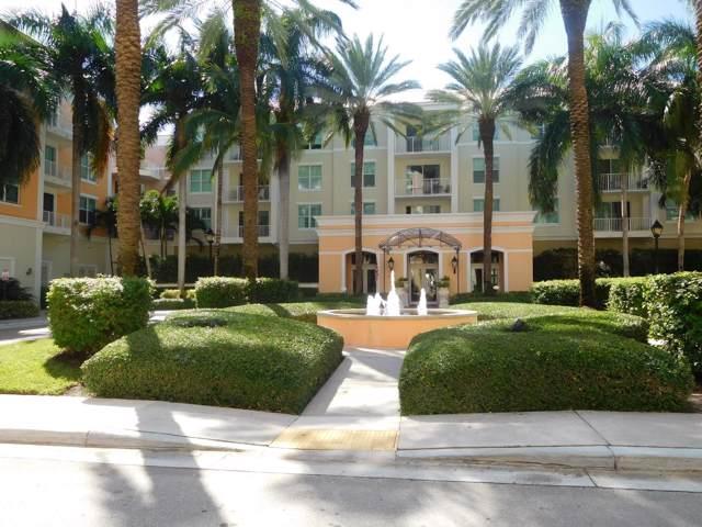 802 W Windward Way #307, Lantana, FL 33462 (MLS #RX-10597296) :: Berkshire Hathaway HomeServices EWM Realty