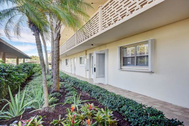3421 NE Spanish Trail #126, Delray Beach, FL 33483 (#RX-10597301) :: Ryan Jennings Group