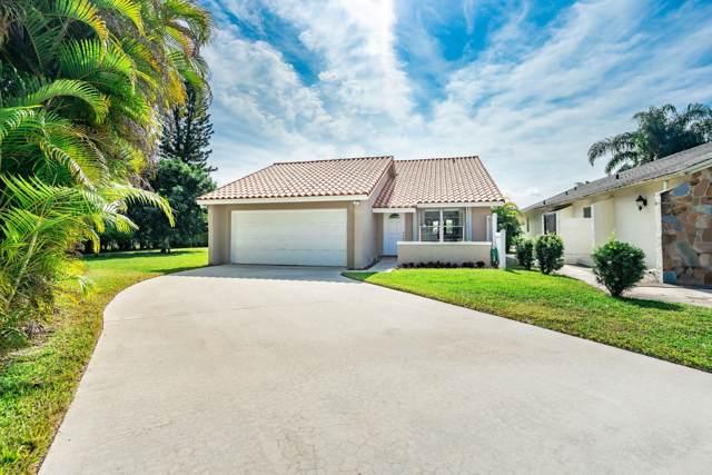 9036 Pine Springs Drive, Boca Raton, FL 33428 (#RX-10597351) :: Ryan Jennings Group