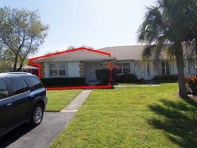1231 S Lakes End Drive Apt A, Fort Pierce, FL 34982 (#RX-10597403) :: Ryan Jennings Group