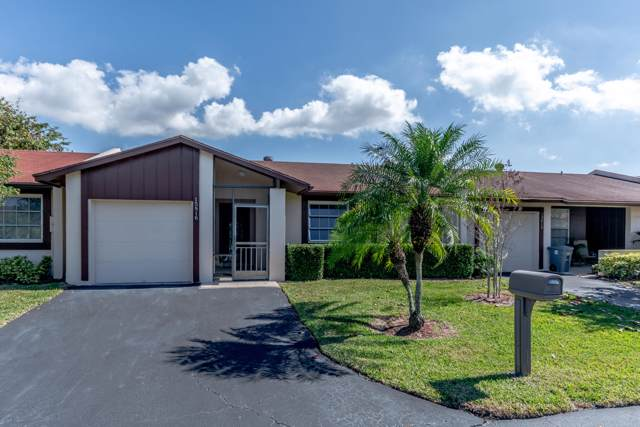 15816 Philodendron Circle, Delray Beach, FL 33484 (#RX-10597413) :: Ryan Jennings Group