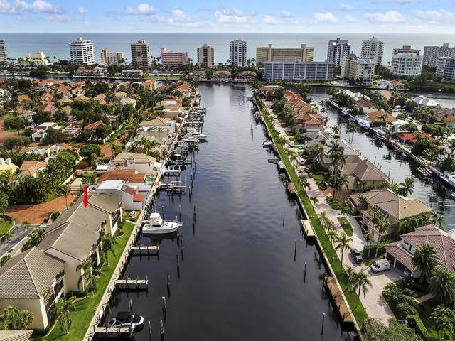 300 Captains Walk #112, Delray Beach, FL 33483 (#RX-10597512) :: Ryan Jennings Group