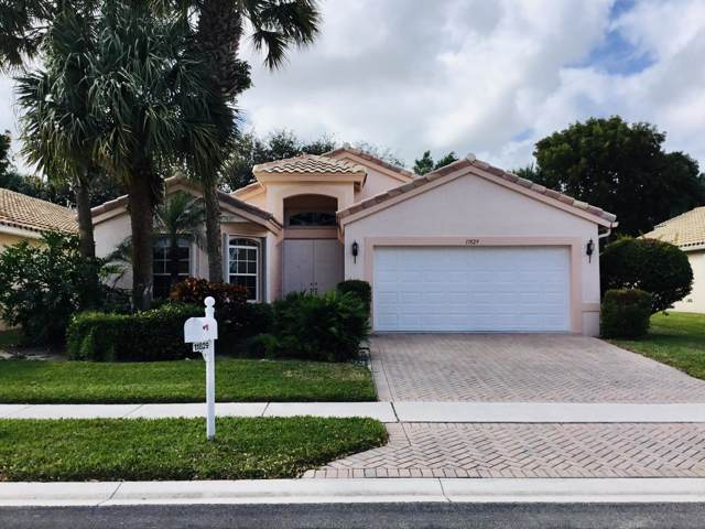 11829 Grove Ridge Lane, Boynton Beach, FL 33437 (#RX-10597546) :: Ryan Jennings Group