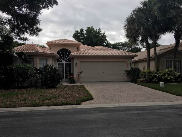 7800 San Isidro Street, Boynton Beach, FL 33437 (#RX-10597568) :: Ryan Jennings Group