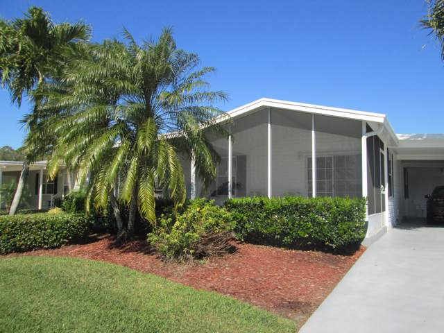 2812 Nine Iron Drive, Port Saint Lucie, FL 34952 (#RX-10597570) :: Ryan Jennings Group