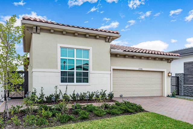 4785 Marston Lane, Lake Worth, FL 33467 (#RX-10597579) :: Ryan Jennings Group