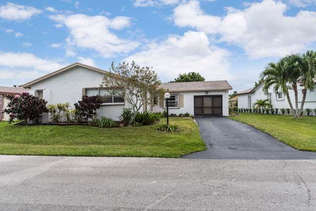 7337 Pine Park Drive, Lake Worth, FL 33467 (#RX-10597609) :: Ryan Jennings Group