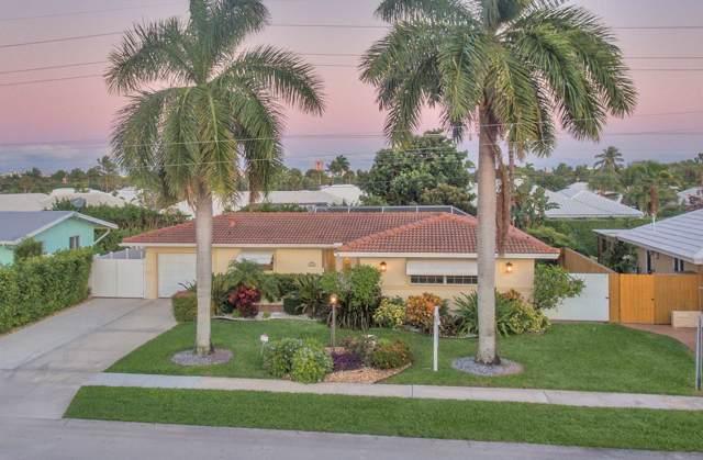 1366 SW 9th Avenue, Boca Raton, FL 33486 (MLS #RX-10597620) :: Berkshire Hathaway HomeServices EWM Realty