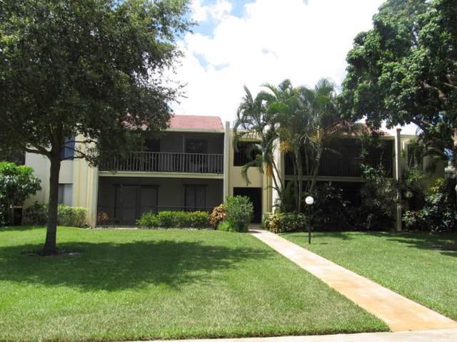 150 Pineview Road I-6, Jupiter, FL 33469 (#RX-10597650) :: Ryan Jennings Group